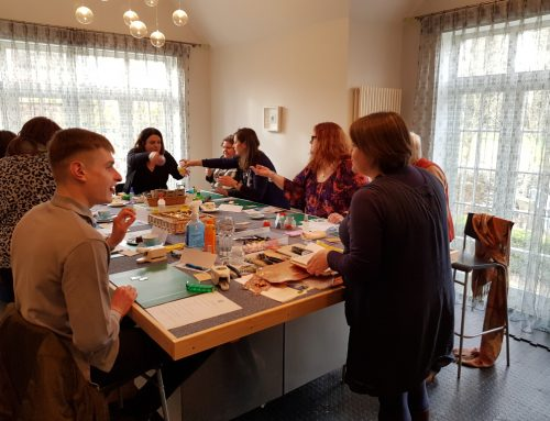 Fused Glass Courses and Workshops – Spring 2020